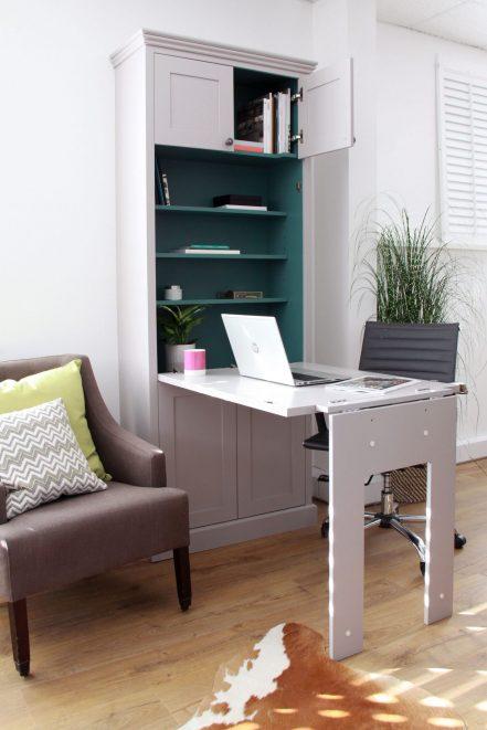 FOLDR Wilton Disguised Foldable Desk